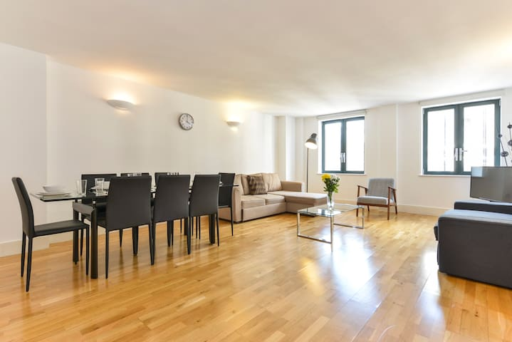 Stunning 3 bed apartment - Bloomsbury