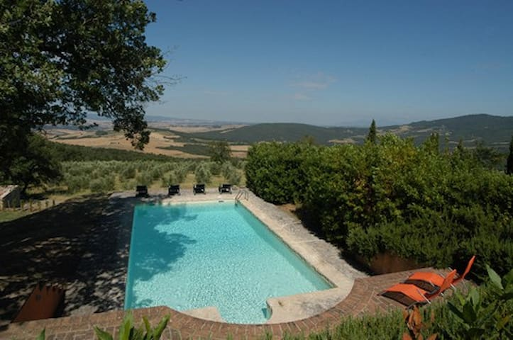 La Verina - Tuscan Villa near San Gimignano - Volterra - Villa