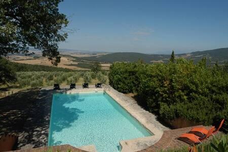 La Verina - Tuscan Villa near San Gimignano - ヴォルテッラ