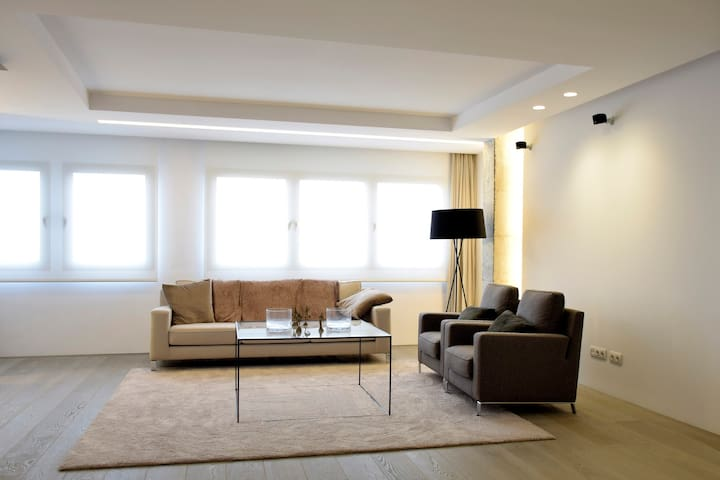 Great modern flat in the citycenter