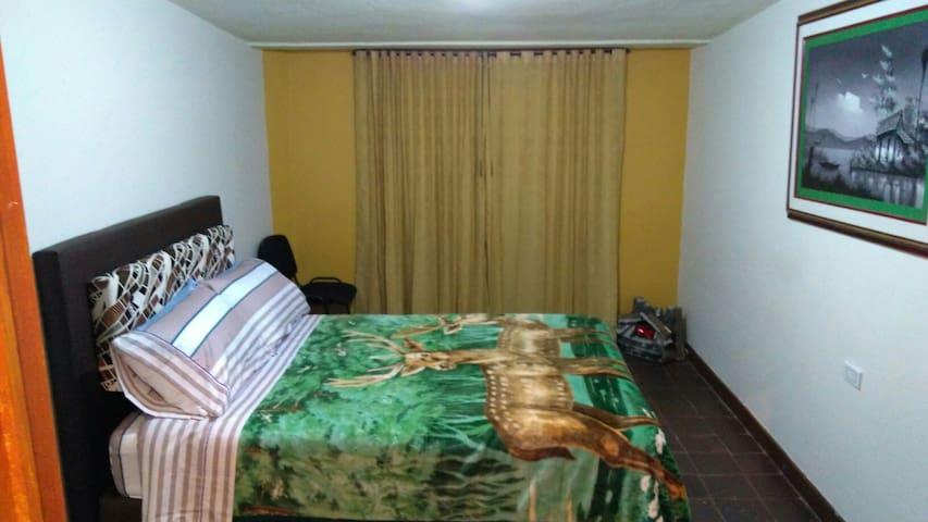 Lindo,acogedor apto, zona turística - Nemocón - Apartment