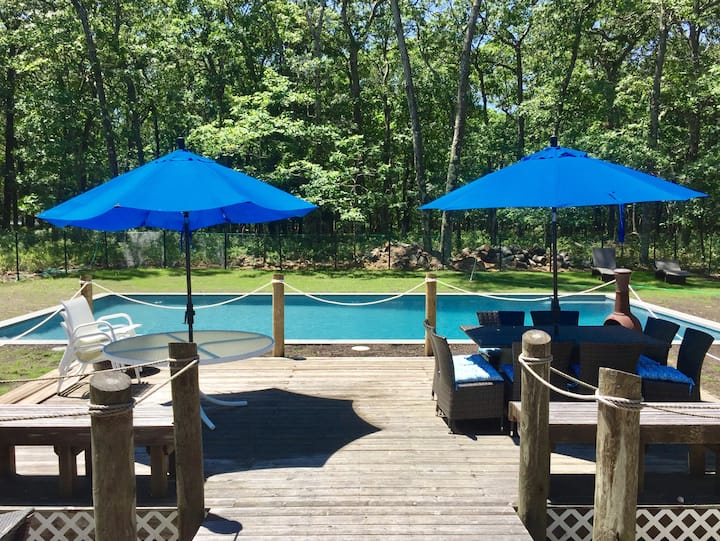 East Hampton Home Escape and Work Remotely