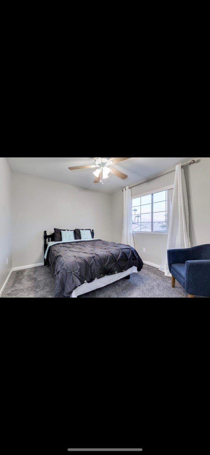 Private Super Clean Bedroom
