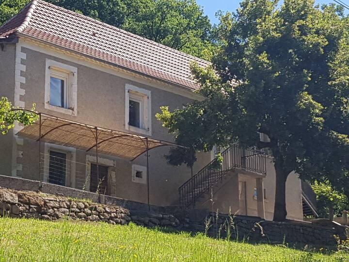 La maison au Tilleul