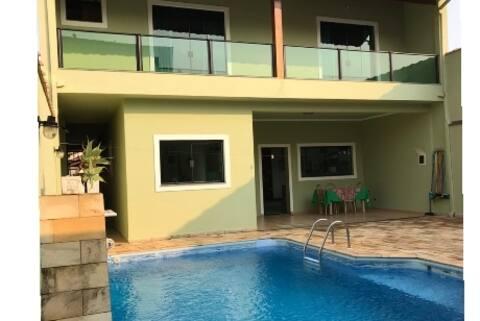 Casa com piscina São Luiz do Paraitinga