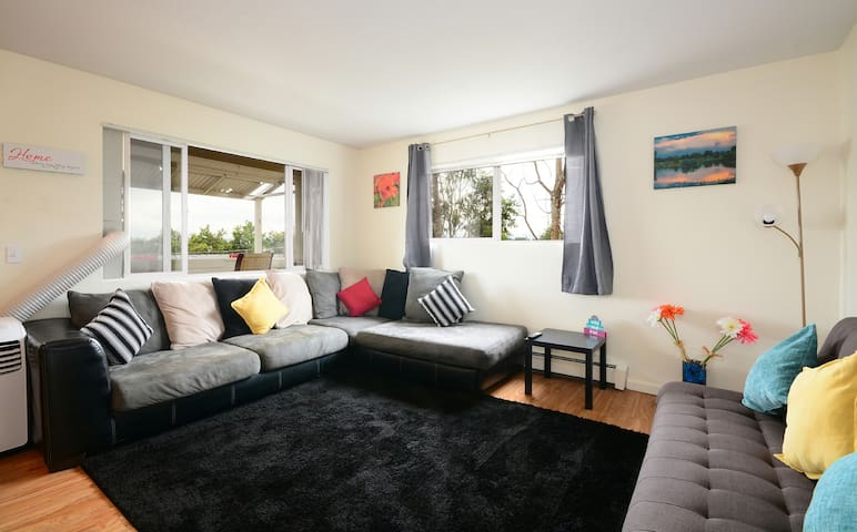 LOVELY 420 Mountain View  Condo w/ Private Balcony