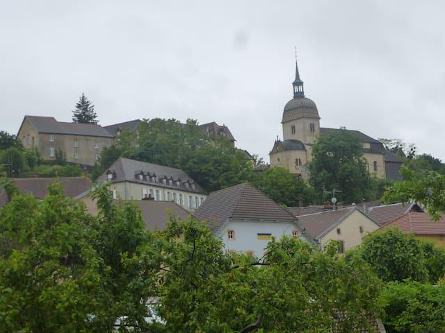 Gîte du Drigeon, 3 étoiles par Doubs tourisme - Rougemont - Apartamento