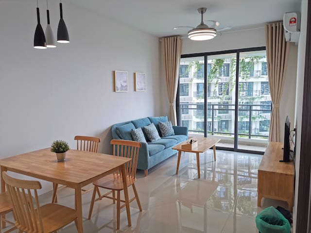 Nordic Style Luxury Apartment 1+1 @Forest City (D)