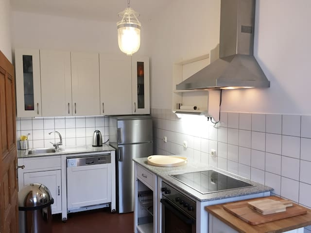 Ferien im Bauernhaus am Dranser See - Wittstock/Dosse - Flat