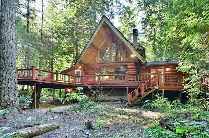 Kiana Log Cabin