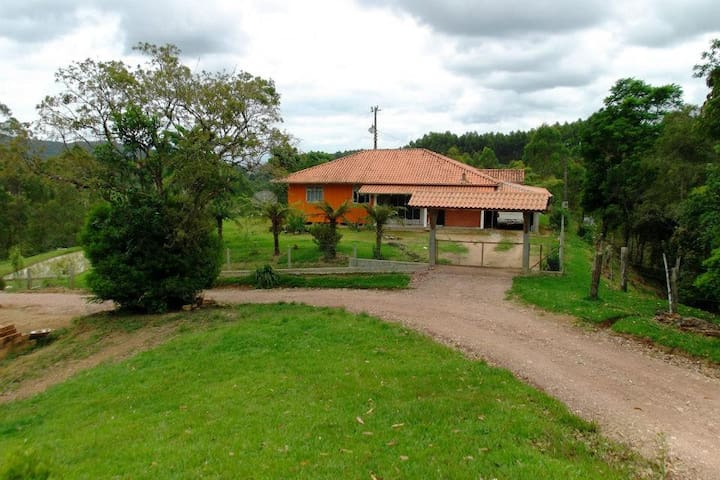 Fazenda Hugen - Apiúna - Cabin
