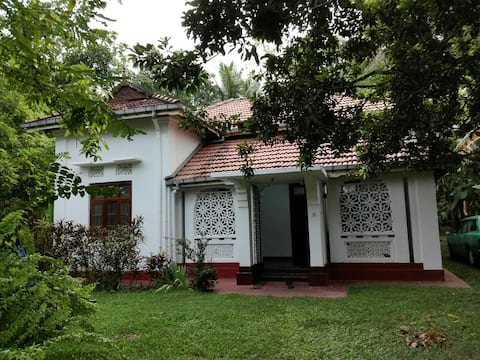 Green house villa
