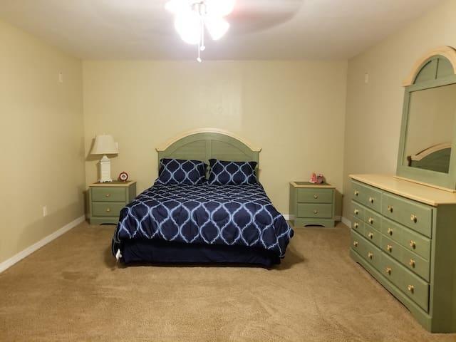 ROOM 1 - Master Bedroom w/Private Bath
