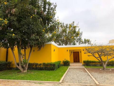 CASA DE CAMPO - EL CARMEN - CHINCHA