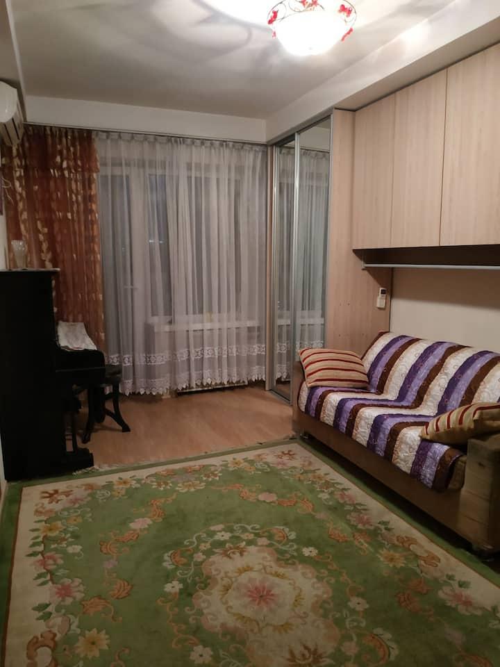 Apartment for a family near the metro Vokzalna