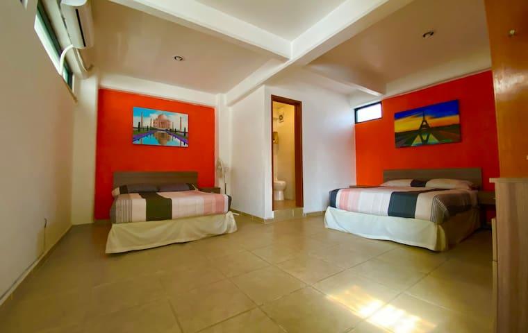 Habitación 3 con baño