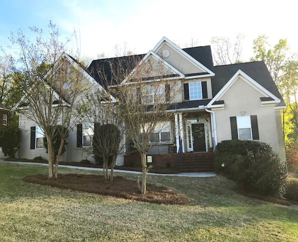 Southern family home for Masters Week