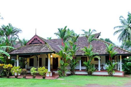 Kovilakam,an ideal getaway haven.