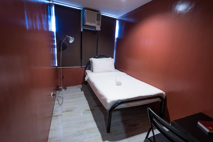 Hotel Rosemarie Single Room