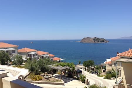 Lesvos Greek Island Apartment (2 bedroom) - Petra