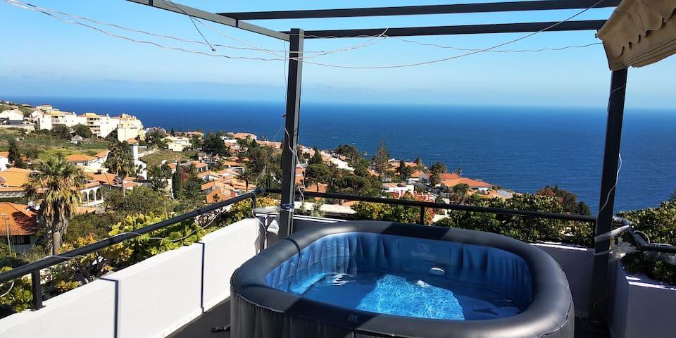 Casa Ulli Golf and Yoga Retreat in Canico, Madeira
