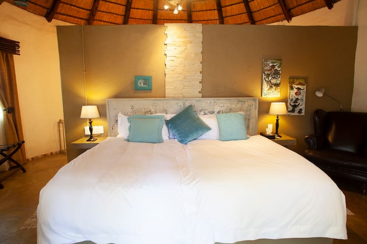 Superior Room @ Mziki Safari Lodge in Brits
