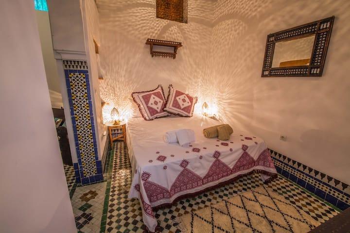 Riad Gzira Fez Cherif Suite