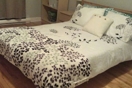 Sparkling big room /free parking  - Longueuil - Leilighet