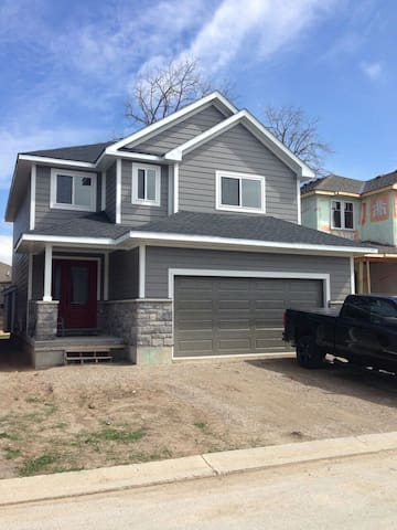 New homes in grand bend