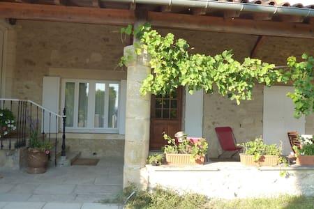 Gîte Bel–Air, en Val de Garonne - Sainte-Bazeille - Casa