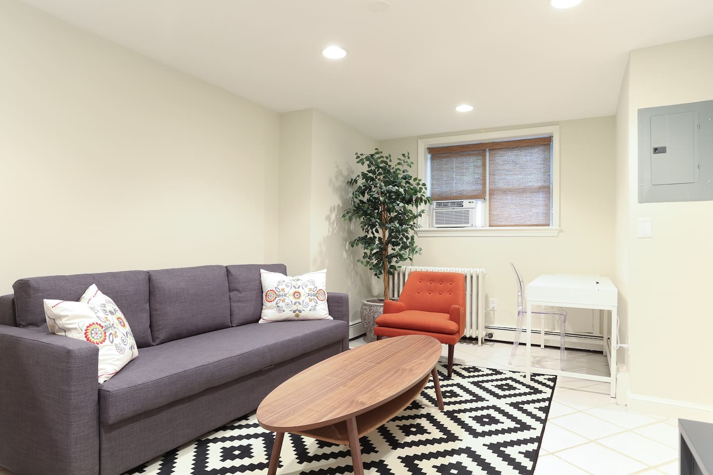 Enjoy this brand new renovated modern space...