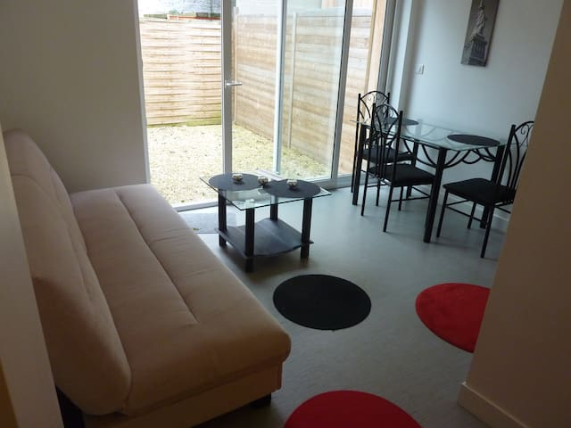 appartement 33 m² jardinet proche centre  Amiens - アミアン - アパート