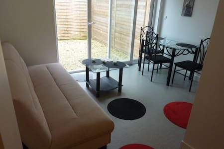 appartement 33 m² jardinet proche centre  Amiens - Amiens - Leilighet
