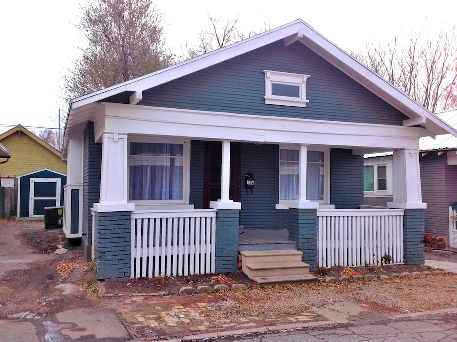 Historic Downtown Bungalow Houses For Rent In Salt Lake City Utah United States