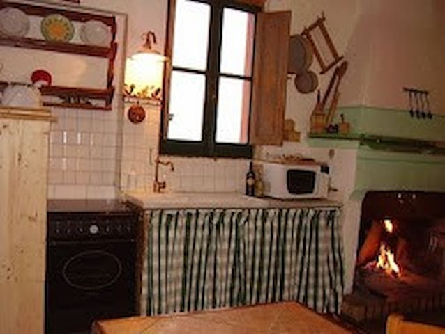 Pescara Collecorvino single house in countryside