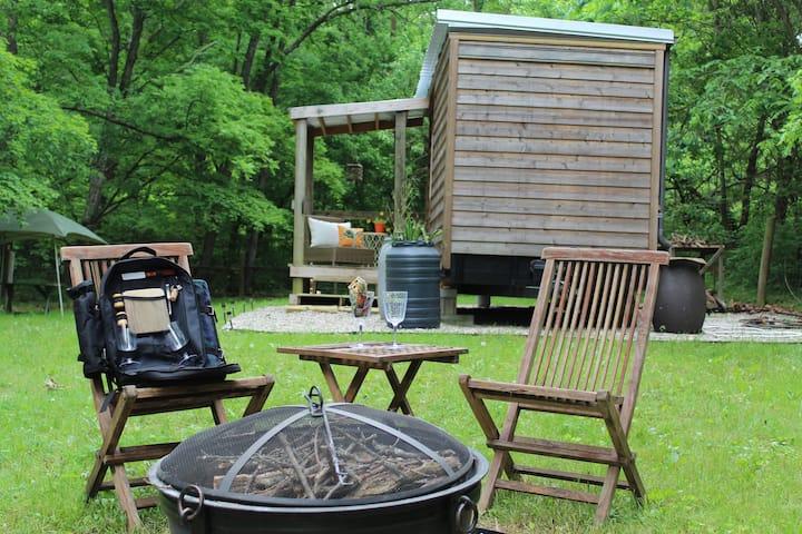 Potato Hill Farm:  Create your own Tiny Escape