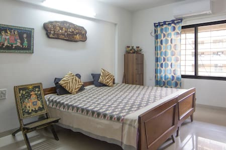Room 1 - Ideal for leisure/business - Pune