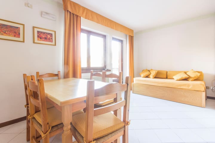 Equipped flat in Terme di Comano - Comano Terme - Appartement