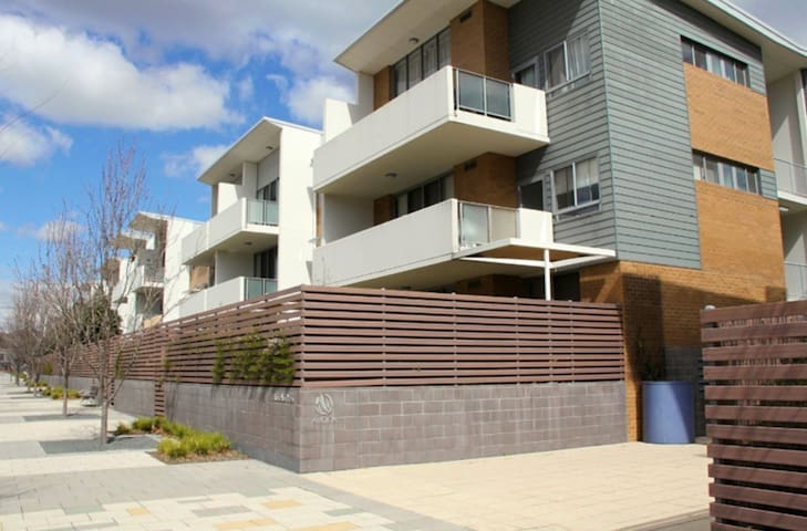 Beautiful Woden Apartment, epic location!