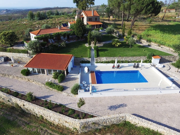 Privacy -rural nature with beautiful 6*12 POOL.