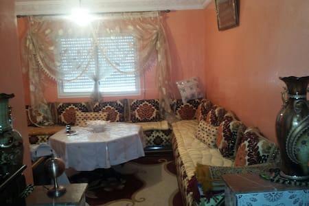 Salon traditionnel marocain - Apartmen