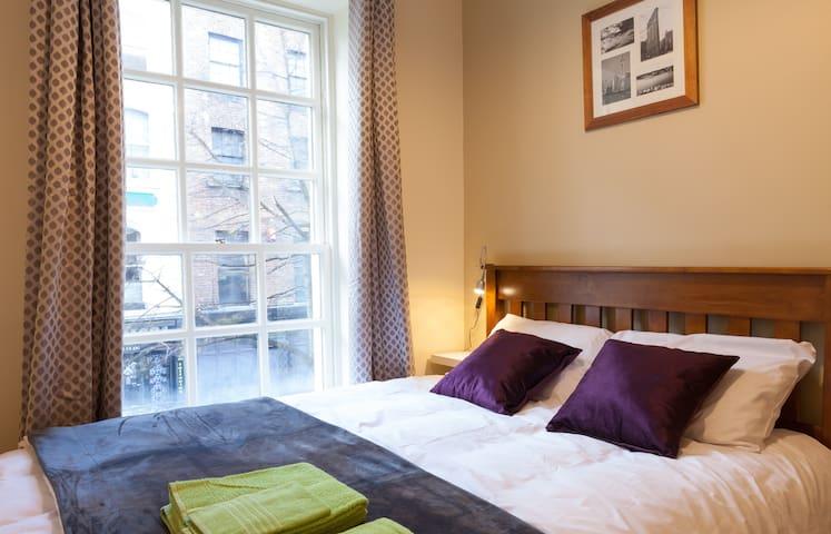 Stunning 2-bed in heart of Dublin