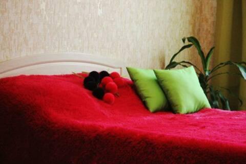 Уютно как дома, чисто как в гостинице