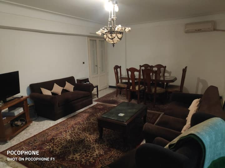 Ready for use apartment in Smouha