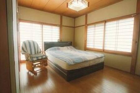 Kyoto/Osaka good access scenic mountan area house - 長岡京市