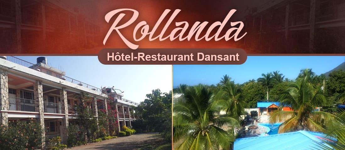 Rollanda Hotel Restaurant - Jacmel - Casa de huéspedes