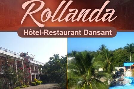 Rollanda Hotel Restaurant - Jacmel - Gästehaus