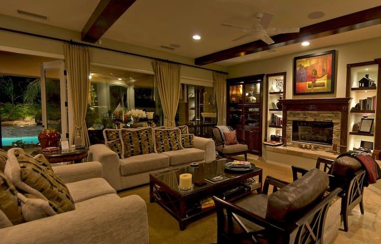 My Luxury Desert Resort  - Indio