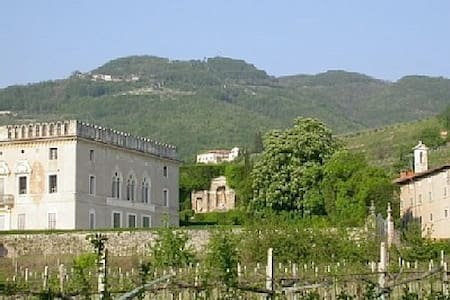 Il Castello - romantic farmhouse in Valpolicella