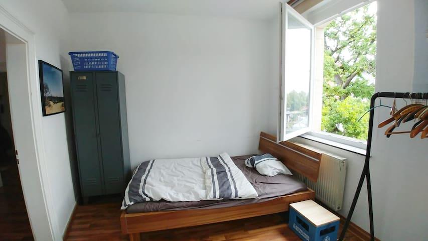 Helles WG-Zimmer nahe der Bayreuther Innenstadt